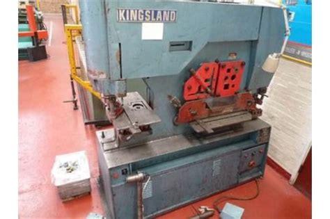 Ironworker Machine Kingsland 115 Xs