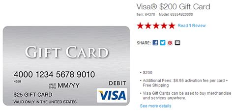 Gift Card Online Visa - staples sells 200 visa gift cards online my experience with them