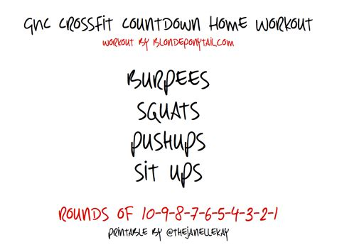 crossfit workout archives passport to wanderlust