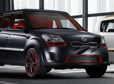 Kia Soul Custom Parts 2015 Kia Soul Aftermarket Parts Pictures To Pin On