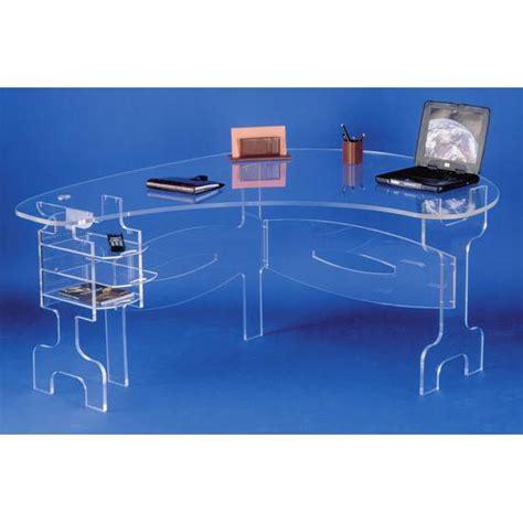 bureau plexiglas mobilier form xl meubles plexi bureaux et tables plexi