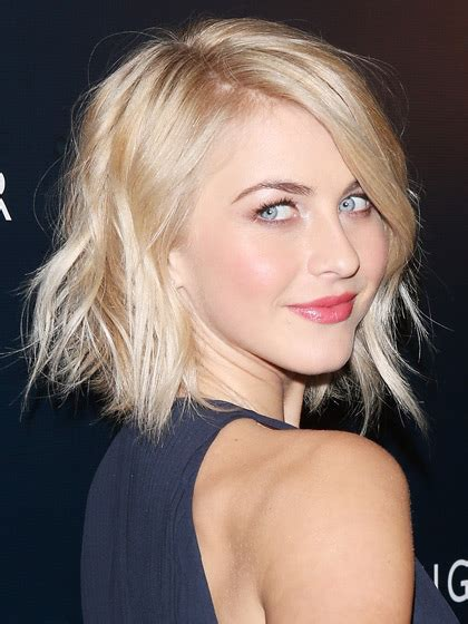 Juliannehough Curly Bob | 13 haircuts for fine hair that add body visual makeover