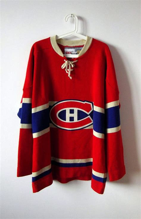 Hockey Jumper official licensed jersey vintage hockey jumper sweater ccm