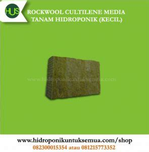 Jual Rockwool jual rockwool hidroponik jakarta jual alat bahan media