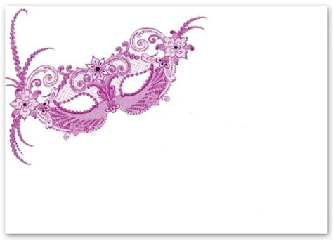 free masquerade party invitation template printable