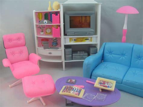 barbie living room furniture coach leather pocket swingpack style f45012 sv white