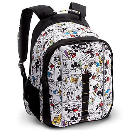 Backpack Mickey disney mickey mouse comic backpack
