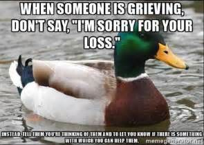 Your Loss Meme - the 25 best sorry for your loss ideas on pinterest