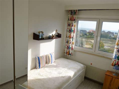 Ausziehbett Kinderzimmer by Ferienwohnung Ostseeblick Berolina Ostseebad Dahme Frau