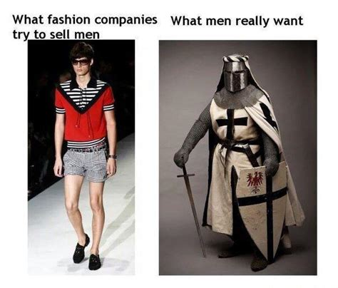 Do Guys Really Want An Fashioned by S Fashion Deus Vult Your Meme