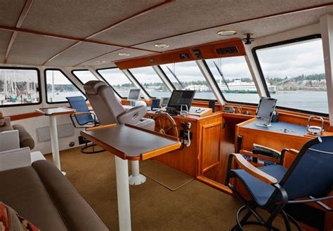 motor yacht alaskan story westport