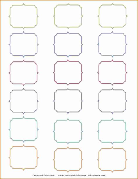 template for labels 5160 avery 8160 template free for mac
