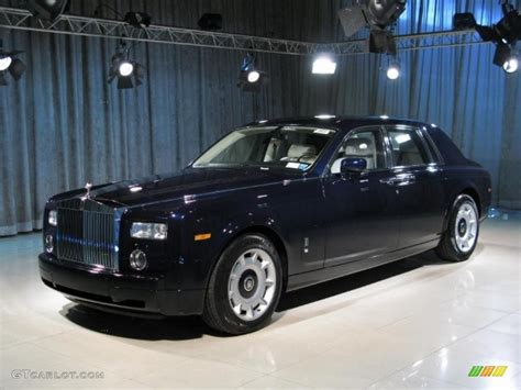 velvet rolls royce 2004 blue velvet rolls royce phantom 18514500 photo 6
