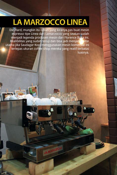 Mesin Kopi La Marzocco Linea saudagar kopi cikopi