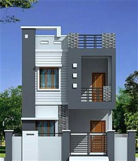Small Home Front Elevation Modern House Plans Erven 500sq M Simple Modern Home