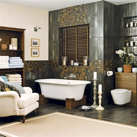 Spa Bathroom Design Ideas Spa Style Bathroom Bathrooms Decorating Ideas Image Housetohome Co Uk