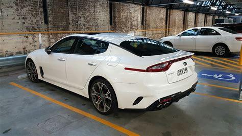 Au Auto by Kia Stinger Australian Equipment Details Revealed In