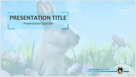 easter powerpoint templates free easter powerpoint template 8237 sagefox powerpoint