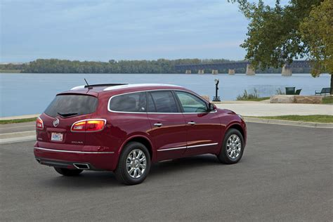 2015 buick enclave 2015 buick enclave reviews and rating motor trend