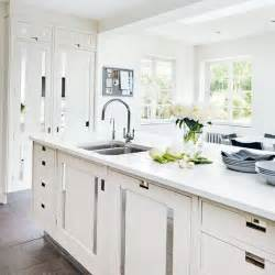 White On White Kitchen Ideas by Home Design Interior Kitchen Ideas With White Cabinets