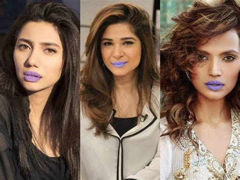 celebrity pout pics can these 10 pakistani celebs pull off aishwarya s purple