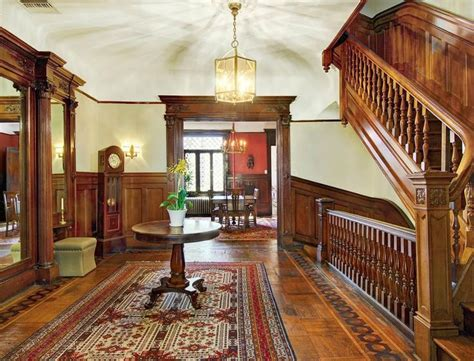 edwardian home interiors interiors harlem new york west 142nd brownstone interior