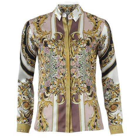 Versace Shirt the gallery for gt versace silk shirts