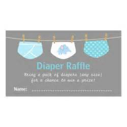 Raffle Card Template Diaper Raffle Business Card Templates Bizcardstudio