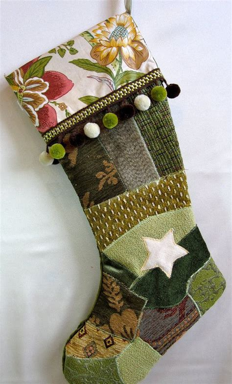 pattern for crazy quilt christmas stocking 150 best images about christmas stockings on pinterest