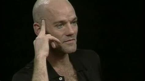 celebitchy michael stipe talks about his history with michael stipe charlie rose