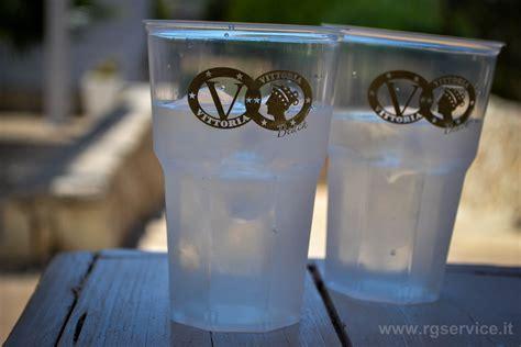 bicchieri usa e getta bicchieri personalizzati infrangibili e monouso bicchieri