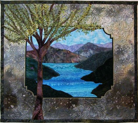 pin by donna leichleiter on landscape quilts