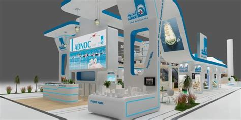 booth design proposal adnoc at adipec 2012 proposal by m amir mitoubsi via