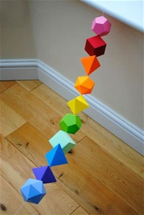 How To Make 3 Dimensional Shapes With Paper - 25 best ideas about 3d paper on cut paper 3d