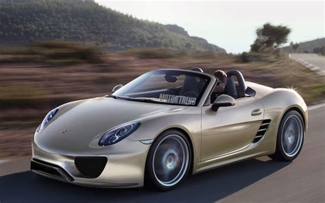 porsche ceo the end porsche ceo suggests baby boxster is a no go