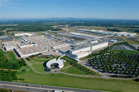 bmw south carolina bmw south carolina plant overhead view photo 1