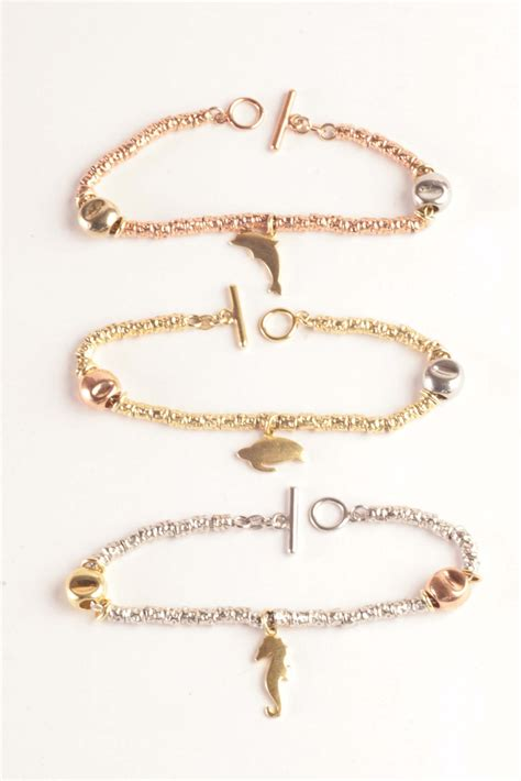 bracciale pomellato tre bracciali pomellato orologi e gioielli antichi e
