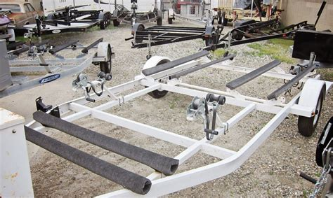 zieman boat trailer for sale 2006 used zieman 3 place jet ski trailer for sale