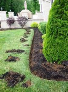 edging for flower beds with simple ways ortega lawn care