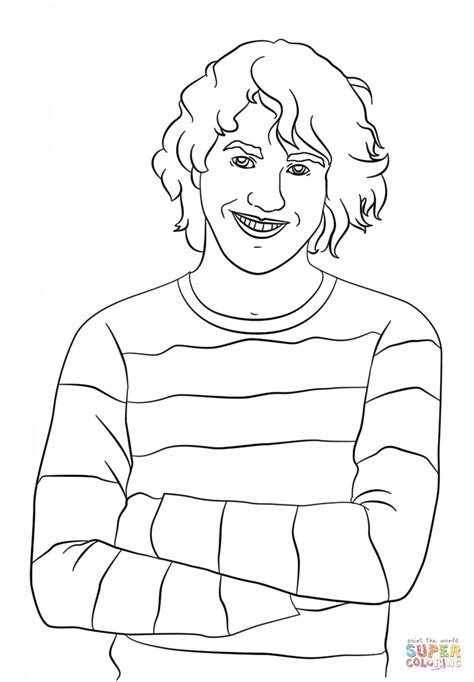 Zoey 101 Coloring Pages zoey 101 free coloring pages coloring home
