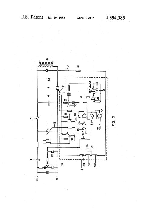 electric fencing circuit diagram electric fence power supply schematic get free image