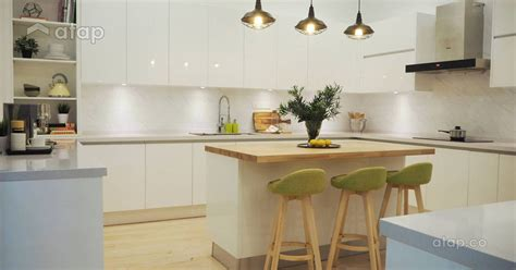 kitchen cabinet modern design modern kitchen cabinet designs by malaysian interior
