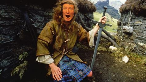 to the highlander you look like a you stupid haggis the jt