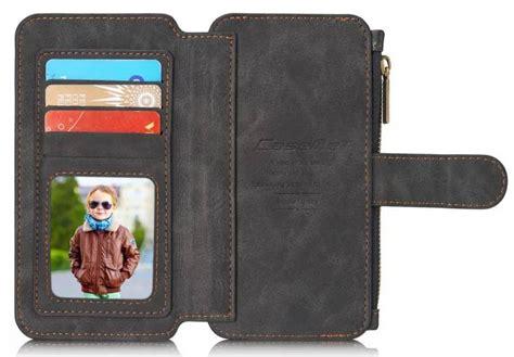 Caseme Samsung Galaxy S7 Wallet Pouch Card Vintage Leather Saru caseme samsung galaxy s7 edge vintage multifunctional