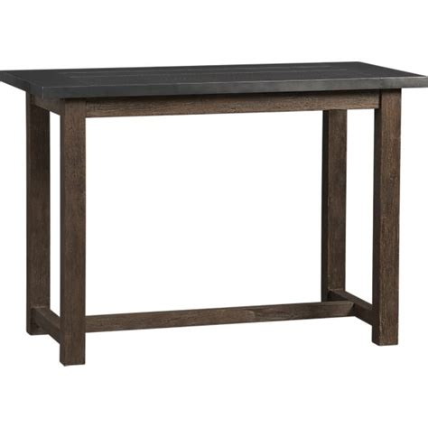 crate and barrel kitchen tables copy cat chic crate and barrel district high dining table