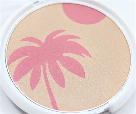 n color icon bronzer n color icon bronzer blush swatches and review