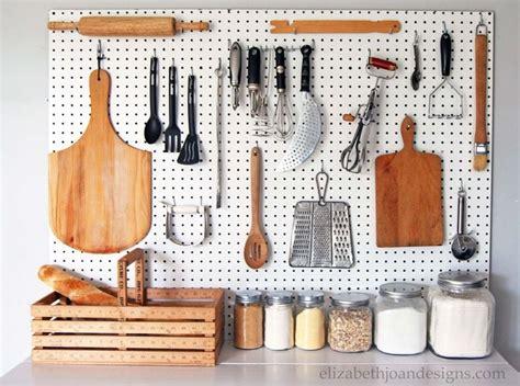 pegboard ideas kitchen 25 best kitchen pegboard ideas on pinterest