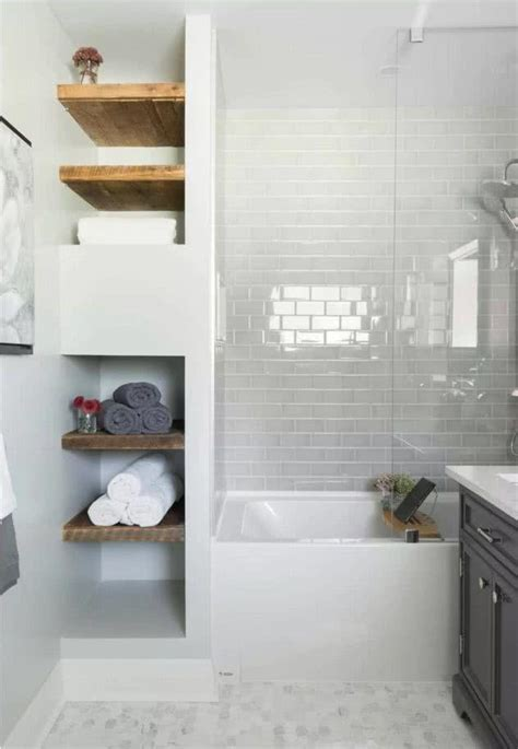 Modern small bathroom trends 2018 create the optical illusion of greater amplitude home