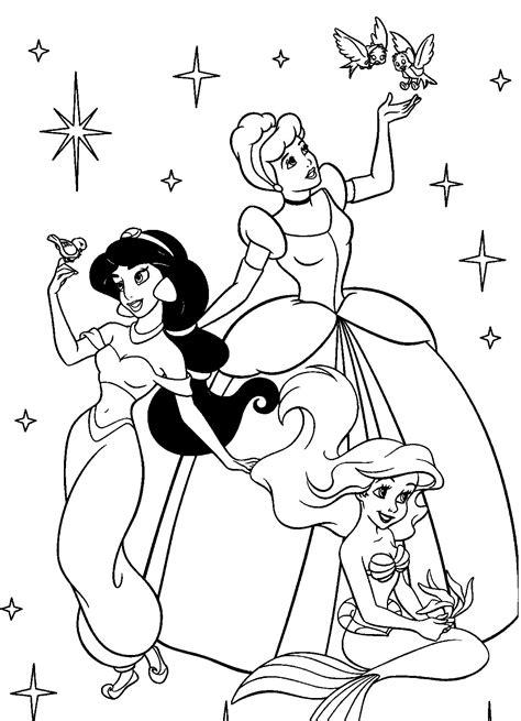 Printable Disney Characters