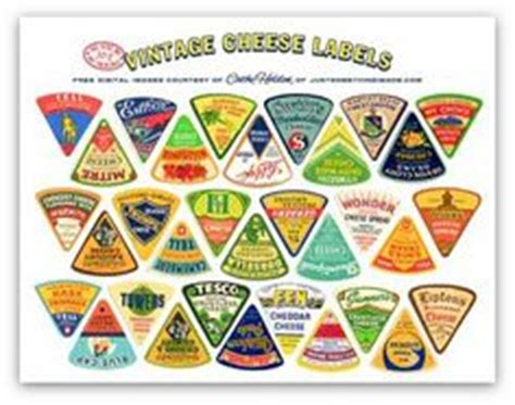 printable cheese tags 1000 images about logos tags labels on pinterest